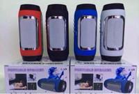 usb hapları toptan satış-C-65 Yeni Pills Bluetooth Hoparlör Mini Darbe Hoparlör Taşınabilir Aktif Hoparlör Mic inşa Handsfree Cep Telefonları Için Destek TF USB FM
