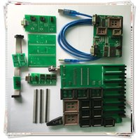 Großhandel-2017 upa volle Adapter tms und nec Adapter eeprom Adapter eeprom Board mit 8 Soic Clip und eeprom Kabel ohne Hauptmaschine