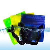 blackberry handy abdeckungen großhandel-Für Universal Hüfttasche Wasserdichte Pouch Case Wasserdicht Tasche Underwater Dry Pocket Cover Für Handy handy