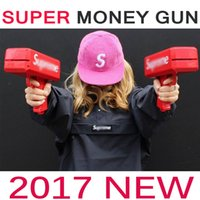 Big Kids cash money movie - NEW streets cool cash money rain decompression cannon gun NOVELTY PARTY ITEM