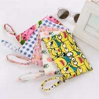 Wholesale Small Cloth Purses - Cloth art change purse handbag Creative small cloth coin bag key mobile phone packages in female