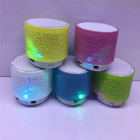 split songs - Colorful Wireless Portable Bluetooth Speaker Subwoofer A60U Split Mini Speaker Bluetooth Speaker Bluetooth Listening Song TF USB FM