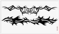 Wholesale Temporary Bat Tattoos - Wholesale- (Min order $0.5) Temporary Tattoo Tatoo For man Woman Waterproof Stickers makeup maquiagem make up bat lace tattoo WM225