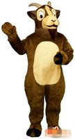 Wholesale Customized antelope Mascot Costume Adult Size factory direct