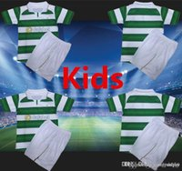 Wholesale Men Autumn Clothing - 10 The celtics kobe Bryant 24 new children's clothing shirt blue and white shirt. 2016 2017 quality embroidery 10