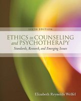 Wholesale 2017 Ethics in Counseling and Psychotherapy ISBN