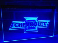 Wholesale Chevrolet Neon Signs - LG033b- CHEVROLET LED Neon Light Sign