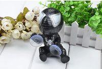 araba emici oyuncaklar toptan satış-Moda Yeni Örümcek Adam Oyuncak için 16 CM Tırmanma Örümcek Adam Pencere Enayi için Örümcek-Adam Bebek Araba Ev İç Dekorasyon 2 Renk