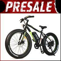 Wholesale Electric Bicycle Motor 48v - PRE-SALE! MOTAN M-550 Fat Tire Electric Bicycles Green Mountain E-Bike 48V 500W Bafang Motor 10.4AH For Beach Snow Bike
