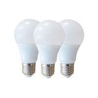 Wholesale Energy Saving Bulb Wholesalers - E27 B22 LED Globe Light Bulbs dimmable A60 A19 3w 5w 7w 9w 12w SMD2835 led bulb warm nature cool white energy-saving Lamps