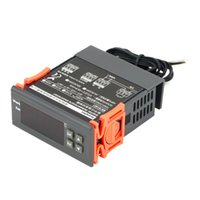 Wholesale Automatic Thermostat Control - Wholesale-Digital Aquarium Automatic Temperature Controller Thermostat 220V Control Switch Hot Worldwide
