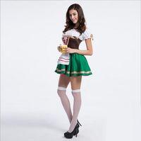 Maid Dance Costume Australia Featured 10pcs Lot Oktoberfest Beer Girl