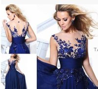 Wholesale Evening Gowns Wholesale Sleeves - 2016 New Romantic Beach A-line Wedding Dresses Cheap Maternity Cap Sleeve Keyhole Lace Up Backless Chiffon Summer Pregnant Bridal Gowns