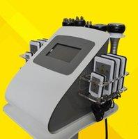 Wholesale Liposuction Machines For Sale - ultrasonic liposuction cavitation machine for sale rf skin rejuvenation machine vacuum slimming machine fat reducing machine