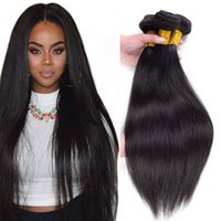 Virgem peruana Straight Human Hair Weave Bundles Cheap Mink Brazilian Remy Hair Weaves Malásia Indian Best Selling Items Free Shippming