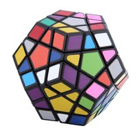 Wholesale Megaminx Cube - Toys 12-side Megaminx Magic Cube Puzzle Speed Cubes Educational Toy