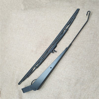 Wholesale Volvo Wipers - Free shipping! Volv 55 EC55 Wiper arm Wiper blade   Volvo Excavator wipe arm   digger parts- Excavator wiper