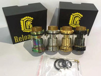 Wholesale China Wholesale E Cig Atomizers - reload rda 24 high quality clone reload rta tank vape atomizer e cig 2017 latest craze cheap items china