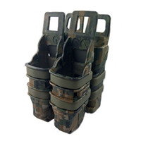 Wholesale Fast Attach - Tactical Pistol Magazine Pouch Magazine Bag Fast Mag Pistol2 5.56 M41 Attach Molle System