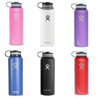 Wholesale Thermo Mug Stainless Steel - Stainless Steel Water Bottle Insulated Vacuum Bottle High Luminance Water Bottle 500ml Creative Thermo VS Vaccum Cup mug