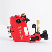 Wholesale Stigma Tattoo Gun - Tattoo Machine High Quality Stigma Hyper V3 Tattoo Machine Red Color Rotary Gun For Shader And Liner Free Shipping