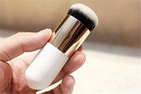 Wholesale Kabuki Blusher Brush Face Powder - Professional Kabuki Blusher Brush Foundation Face Powder makeup brush make up brushes Set Cosmetic Brushes Kit Makeup Tools DHL 200pcs