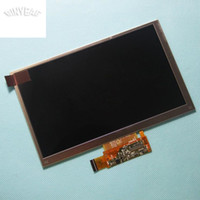Wholesale Touch Screen Monitor Replacement - Wholesale- New Replacement For 7 inch Lenovo TAB 2 A7-30 A3300 New LCD Display Panel Screen Monitor Part 1 piece free shipping