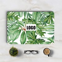 """Wholesale Macbook Protective Decals Stickers - Flowers Laptop Sticker for Apple MacBook Decal Pro Air Retina 11"""" 12"""" 13"""" 15 inch Mac HP Mi Protective Full Cover Skin"""