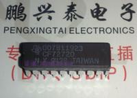ingrosso componente ics-Ti 007811923 / CF72720. CF72720N / doppio in-line 20 pin dip ceramic package Circuiti integrati Chip, CDIP20. Componenti elettronici