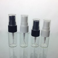 Wholesale 7ml ml Glass Mini Spray Bottle Empty Perfume Glass Bottles Atomizer Bottles Sample Containers Refillable Perfume Travel Accessories