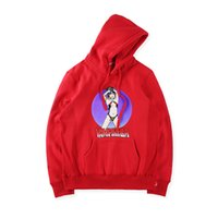 Wholesale Sport Queens - Sup x Vampirella vampire queen hooded sweater new hip hop kanye west men and women hoodie leisure couple sports jacket vetements fear of god