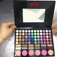 Wholesale Palette Eyeshadow 88 Shimmer - New Brand eyeshadow palettes Matte Eyeshadow palette full size 88 colors eyeshadow 26p 36p p98 DHL free shiping