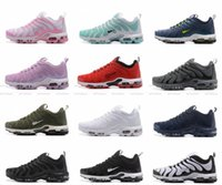 Wholesale Fashion Cargo - 2017 Running Shoes Men TN Fashion Increased Ventilation Breathable Light Casual Shoes Olive Cargo GS Sneakers Shoes