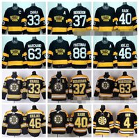 Wholesale Bruins Jerseys - Winter Classic Boston Bruins Jerseys Hockey 33 Zdeno Chara 37 Patrice Bergeron 40 Tuukka Rask 46 David Krejci 63 Brad Marchand 88 Pastrnak