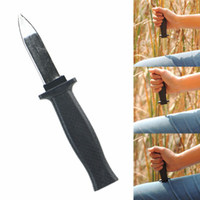 Atacado - Retractable Knife Joke Fake Trick Halloween Props Toy Disappearing Slide Dagger-P101