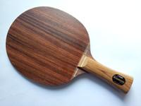 Wholesale Pingpong Table Tennis - Stiga Rose 5 Table tennis blade   pingpong bat   shakehand ping pong racket   Free shipping