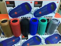 aibimy lautsprecher großhandel-Neue Ankunft Charge2 + Plus drahtlose Bluetooth-Lautsprecher Beste Subwoofer Outdoor Portable HiFi für Charge2 + Lautsprecher mit Power Bank