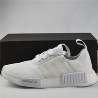 Wholesale Shoes Online - NMD R1 Primeknit PK Adidas Originals 2017 Cheap Wholesale Online For Sale Men's & Women's Discount NMD Runner Fashion Sport Shoes With Box