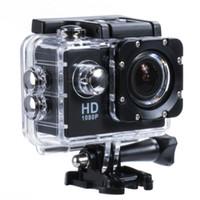 exibição de câmera de ação venda por atacado-Ação DVR Venda Quente 1080 P impermeável Sport DV Camera 30 Carro DVR