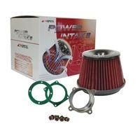filtros de ar auto venda por atacado-Apexi Universal Kits Auto Filtro de Ar 75mm Dual Funil Adapter Útil Novo + Frete Grátis
