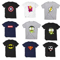 Wholesale Big Bang Theory Sheldon T Shirt - The Big Bang Theory The Hulk T-shirt Sheldon Cooper Super Hero Marvel T shirts Captain America Men Women Geek Iron Man Tee Tshirt