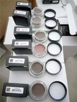 Wholesale Eyebrow Powders - 2017 HOT Pomade Medium Brown Waterproof Makeup Eyebrow 4g Blonde Chocolate Dark Brown Ebony Auburn Medium Brown eyebrow gel powder