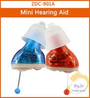 Wholesale Deaf Hearing Aid - Zhong De ZDC-901A old man digital hearing aid in-ear stealth wireless hearing in deaf hearing aid