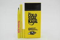 Wholesale Kajal Black - New the colossal kajal 6H BLACK BOLD+ SMUDGE RESISTANT 1.6g Will Box !!! Free shipping!!