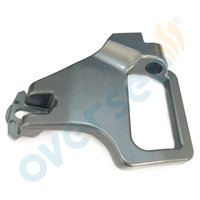 None outboard bracket - 6B4 Bracket Steering For Yamaha HP DMH HP Outboard Engine Boat Motor aftermarket parts B4