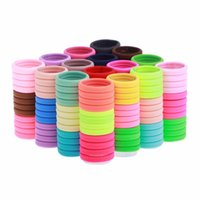Wholesale Hair Ornaments For Women - 50pcs Gum For Hair Accessories Women Headband For Girls Elastic Rubber Bands For Hair Ornaments Rubber Hair Band Hairband