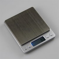 Wholesale Bathroom Benches - 2000g x 0.1g Digital Pocket Scale 2kg 0.1 Jewelry scales electronic kitchen weight Scale