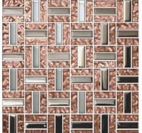 yapı mozaik toptan satış-Kaplama cam mozaik altın ayna arka plan duvar bar bel yatak odası yapı karosu