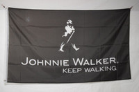 Polyester outdoor promotional banners - Johnnie Walker Advertising Promotional Outdoor Banner Flag X5 Custom America USA Team Soccer College Baseball Flag