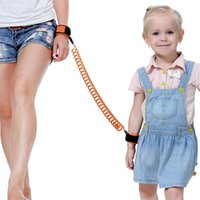 Wholesale Walking Sling - 1.5m Safety Wristbands for Kids Children Baby Anti Lost Walking Stick Assistant Harness Belt Aid Wings Sling
